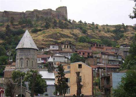 تور گرجستان شهر تفلیس